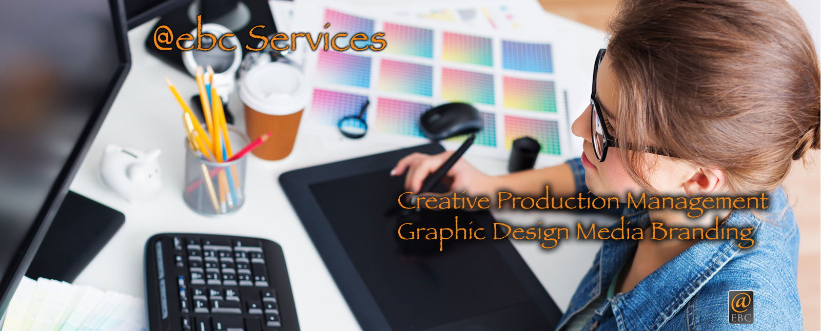 graphic design media branding services